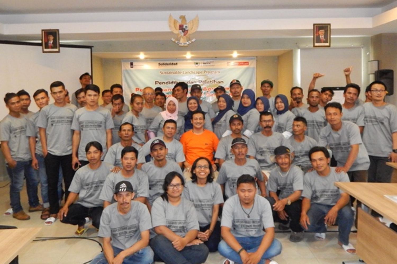 Petani Lereng Merapi Bentuk Wadah Kerjasama  Untuk Atasi Pemasaran Produk Pertanian