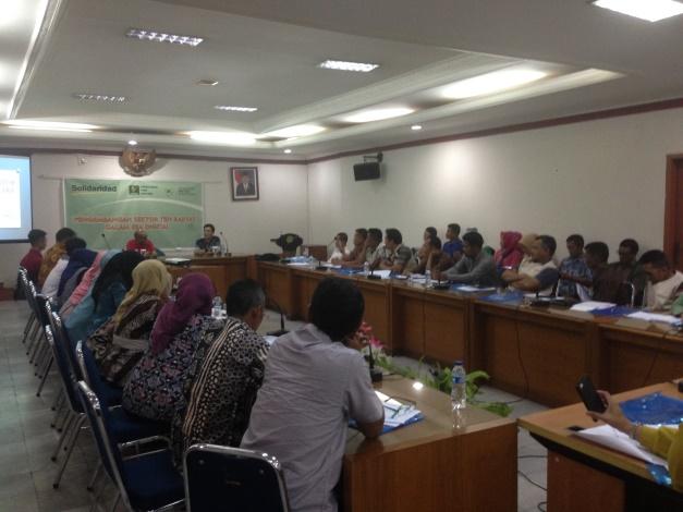 Menuju Modernisasi Sistem Perkebunan Teh Rakyat