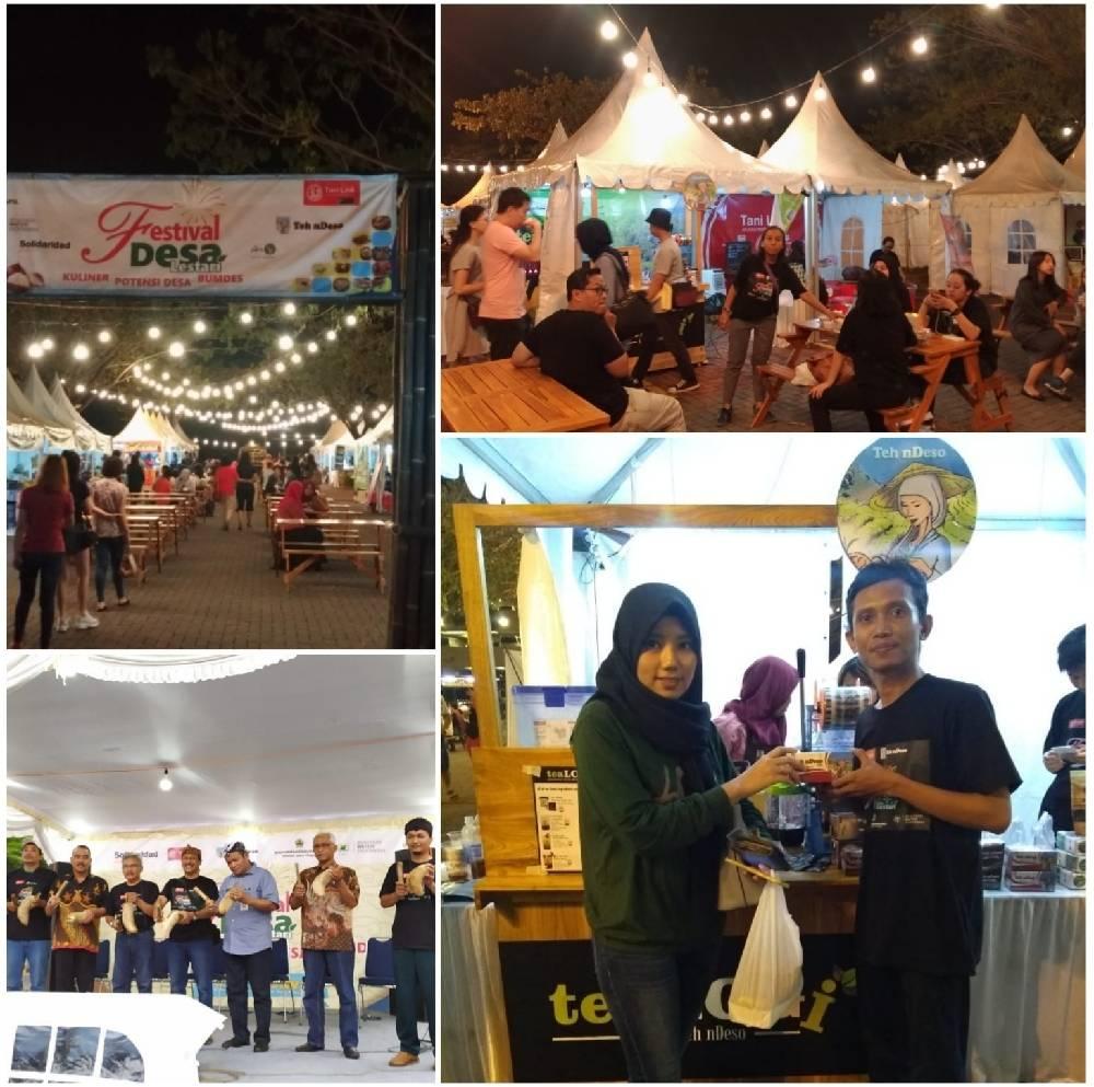 Festival Desa Hadir Di Kota