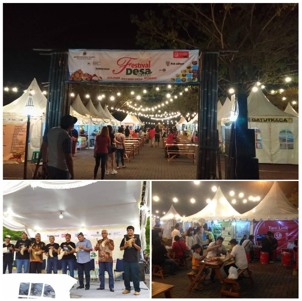 Mengangkat Potensi Bumdes Melalui Festival Desa
