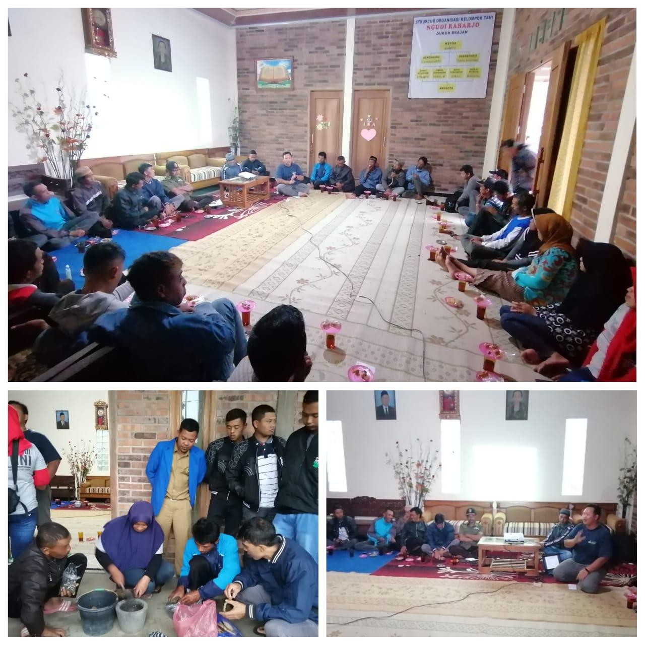 Pertemuan Tim ICS Bawang Merah, Dan Anggota Kemitraan Bawang Merah