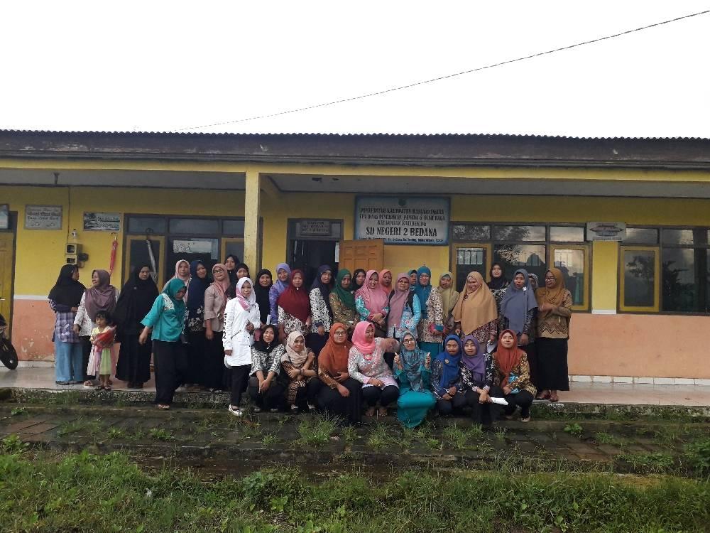 Sosialisasi Program Kerja Kelompok Wanita Tani Teh Gelatih Thn Anggaran 2019/2020, Kalibening (Banjarnegara) - Paninggaran (Pekalongan).