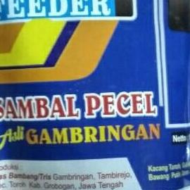 Sambel Pecel Gambringan