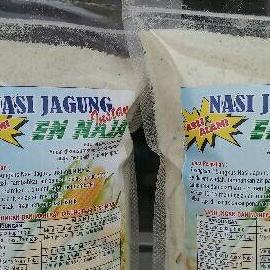 Nasi Jagung Instan EN NAJA