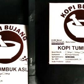 KOPI Bujang (Kopi Smart Murni 100%)